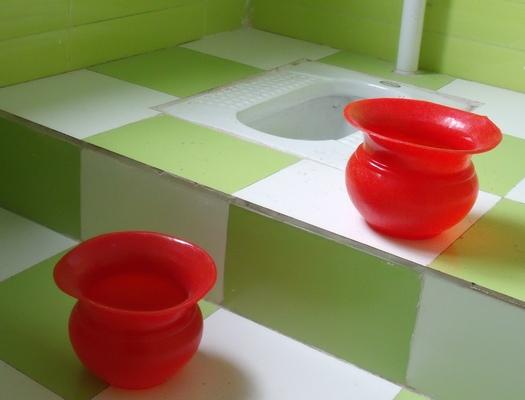 Chinese chamber pot