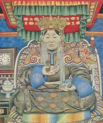 Queen of Mongolia