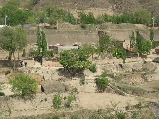 Ningxia cave homes