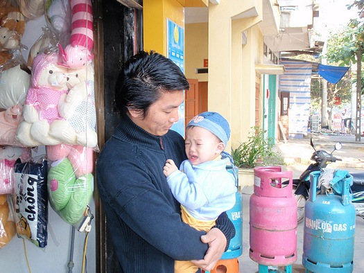 Small Vietnamese store