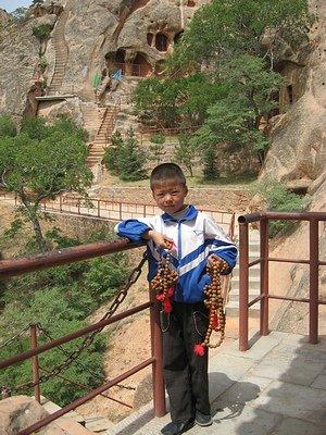 Xumi Shan Buddhist Grotto