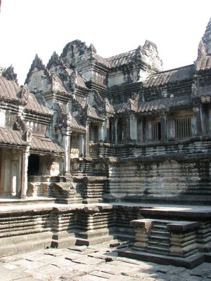 Angkor Wat architecture