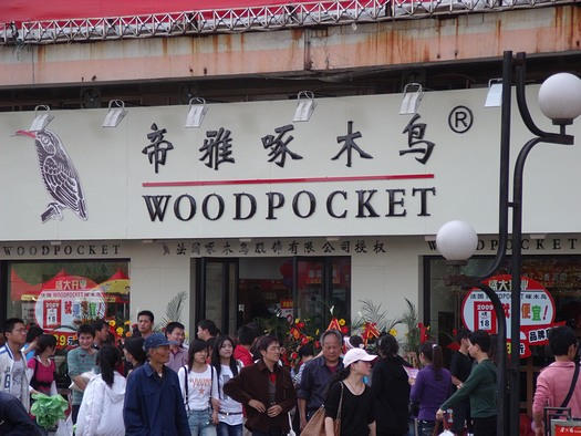woodpocket store