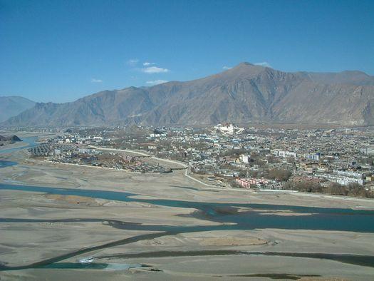 Lhasa, capital of Tibet