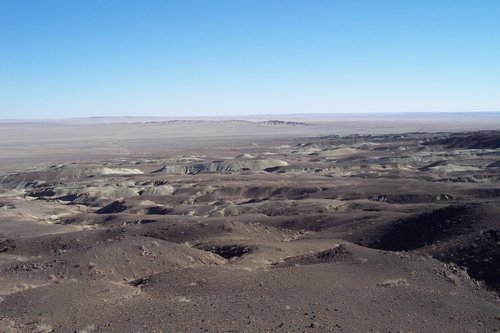 black Gobi Desert