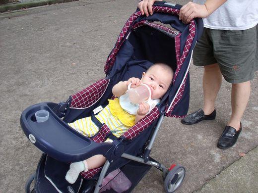 China baby stroller