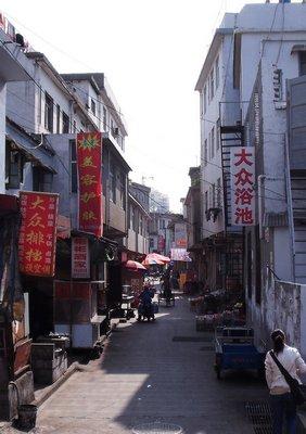 Backstreet China stores