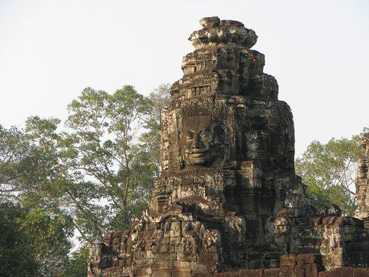 Angkor Wat spire
