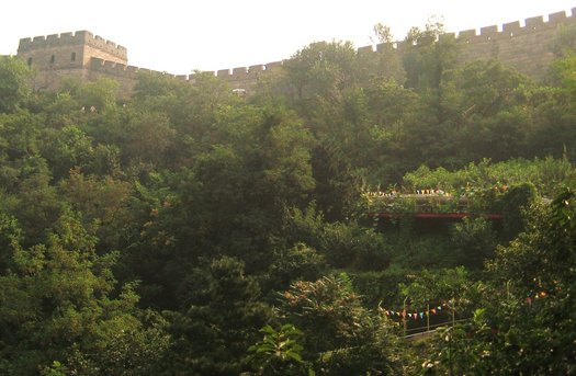 Great Wall slide ride