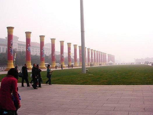 Tiananmen Square November 2009